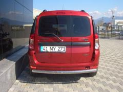 Back arch of Renault Logan