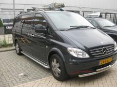 Double lower lip with iskosy Mercedes Vito W639