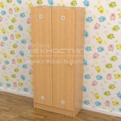 Шкафы детские для раздевалки
