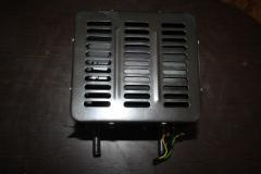 Additional oven of Small Citroen Nemo 08