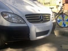 Front lip viano under painting