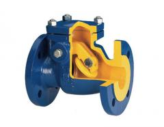 Valves are rotary