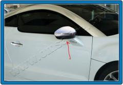 Pad on mirrors nerzh Peugeot RCZ