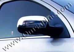 Pad on mirrors nerzh 2 pieces of Opel Corsa C