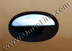 Pad on door Opel Corsa C handles for 4 doors