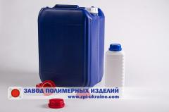 20 L stackable canister, K-20