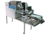 Dough with Rolling-auger