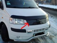 Winter Volkswagen T6 radiator grille