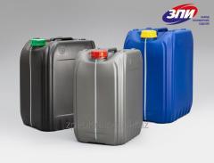 Polyethylene eurocanister 21.5 liters