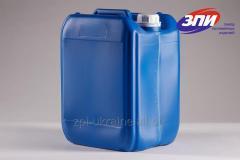 Polyethylene canister 21.5 liters