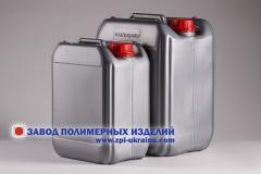 Полиэтиленовая евроканистра 21.5 литра