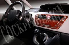 Pad on the Citroen C4 Picasso panel
