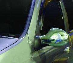 Pad on mirrors nerzh Renault Clio III Symbol