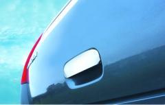 Pad on Citroen C4 boot lid handle