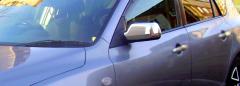 Pad on mirrors nerzh Mazda 3