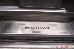 Antiskid Pad of thresholds of VW T5 Multivan Omsa
