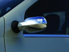 Pad on Dacia Logan mirrors