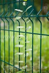 Забор в полимере