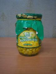Canned corn 0,3 l