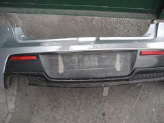 Задний бампер Mazda 3 MPS в сборе