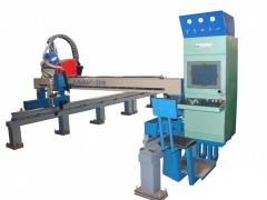 Thermal cutting machines of Radian® - 1500...