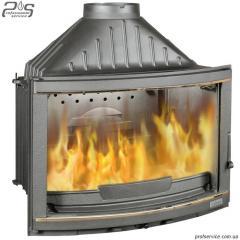 Chimney fire chamber of LAUDEL 700 PANORAMA - 14