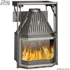 Коминкове топлення LAUDEL 700 PRYZMA з