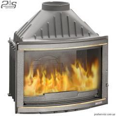 Коминкове топлення LAUDEL 800 PANORAMA - 14 кВт