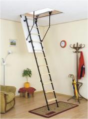 Garret ladder of METAL T3