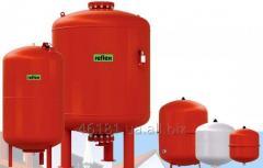 Tanks broad membrane REFLEX