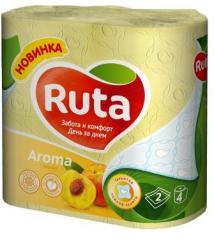 The Ruta Aroma toilet paper in assortment Poland