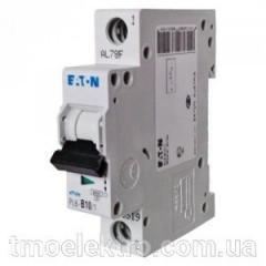 Авт. виключатель Eaton-Moeller PL-4 С-16/1 1р 4,5 кА
