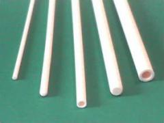Tubes are ceramic, covers of thermocouples,