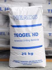 Бентонит TEQGEL HD для горизонтально-направленного