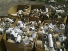 Plug cardboard MC-9B. Salvage. Waste paper. Waste.