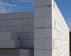 Block gas-concrete