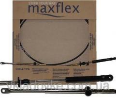 3300C MAXFLEX PINNACLE нерж. трос газ/реверс 11FT