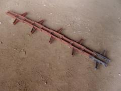 Chain scraper UTF-320