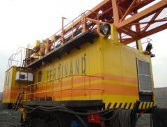 Drilling rig (FERDINAND)