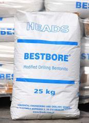 BESTBORE bentonite for horizontal directional