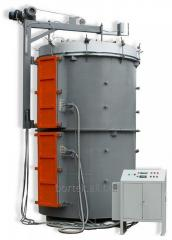 Electric furnace Group of companies, mine with the