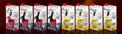 V_n_ya wines red and white in cardboard packing
