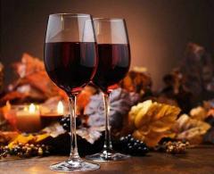Вина красные полусладкие из винограда Одесского