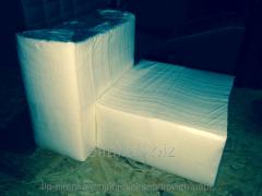 Bar napkin white
