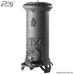 The pig-iron INVICTA SOLOGNE furnace anthracite -