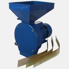 Зернодробилка ДТЗ КР-01 (1,8 кВт 180 кг/час,