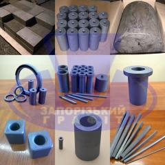 MPG-6, MPG-7, MPG-8, MPG-9 graphite, isostatic
