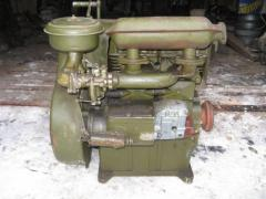 Engines for construction equipment