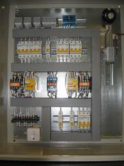 Шкаф (щит) автоматического ввода резерва...