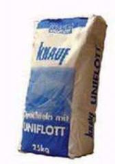 Шпаклевка для швов Knauf